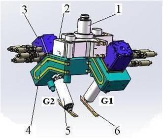 热流道针阀式喷嘴斜向注射—上海占瑞模具设备有限公司